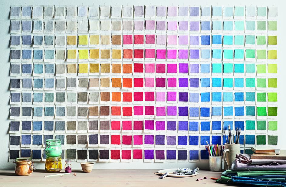 Die neuen Linara Farben von ROMO sind da!