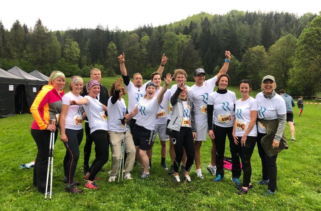 """Firmenlauf """"Teams in Bewegung"""" 2019"""